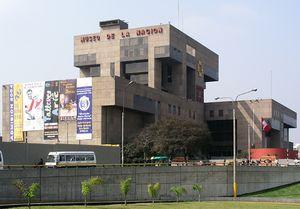 Edificio del Museo de la Nación