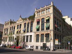 Casa Encendida, Madrid (1878)