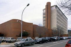 Ampliación de la E.T.S. Arquitectura de Barcelona (1978)