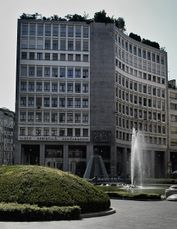 Palacio Ras, Milán (1962)