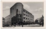 Centro comercial Schocken, Stuttgart (1926-1928) (demolido en 1960)