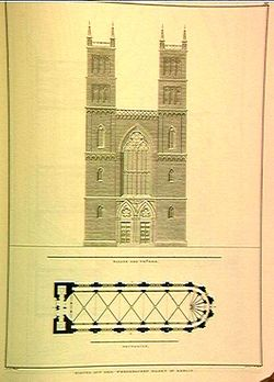 Iglesia de Friedrichswerder.Berlin.plano.jpg
