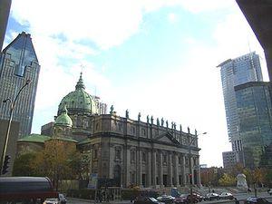 Catedral Marie-Reine-du-Monde