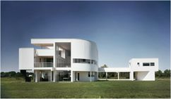 Casa Saltzman, East Hampton (1967-1969)