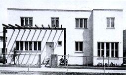 Ernst Lichtblau: Casas 41 y 42. Jadgschloßgasse 89 - 90