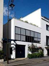 Casa Froriep de Salis, Boulogne-sur-Seine (1927)
