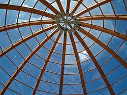 Cúpula radial