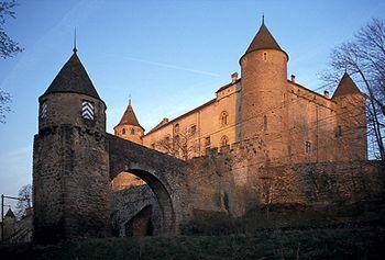 Castillo de Grandson
