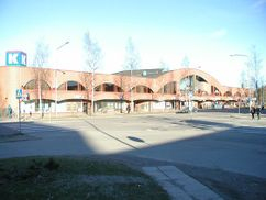 Centro comercial DUO, Hervanta, Tampere (1979–1989)