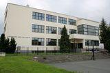 Escuela de primaria en Masarykova, Brno (1928)