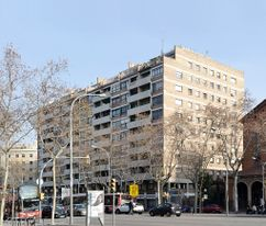 La Casa dels Braus, Barcelona (1959-1962)