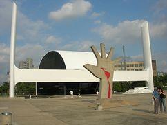 Memorial de América Latina, São Paulo (1988-1989)