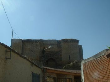 Castillo de Villalba de los Alcores.