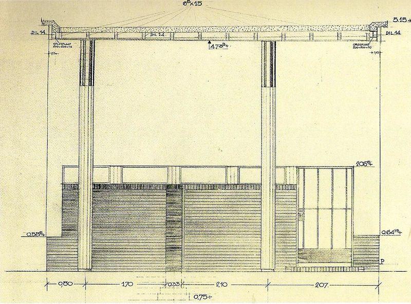 Archivo:Dudok.Raadhuis Hilversum.Detalle.jpg