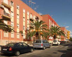 Edificio de viviendas, Linares (1958)