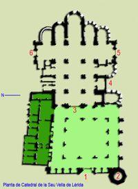 Planta Seu Vella. Lleida224.jpg