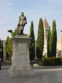 Valladolid Cervantes lou.JPG
