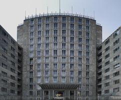 Palacio Montecatini, Milán (1936-1938)