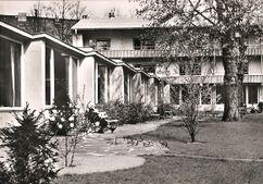 Asilo de ancianos, Berlín (1952-1953)