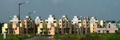 Viviendas sociales URVASHI, Duragapur (2002-2005)