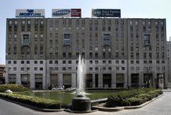 Palacio Plaza San Babila, Milán (1938-1946)