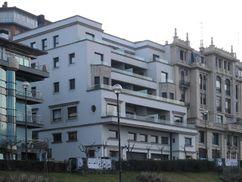 Edificio de viviendas en Miraconcha 28, San Sebastián (1929)