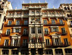 Edificio en Gran Vía 14, Madrid (1915)