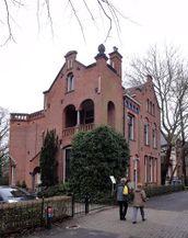 Casa Heymans, Groningen, Alemaania (1884)