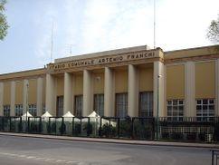 Estadio Comunal Artemio Franchi, Florencia (1930-1932)