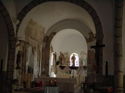 Iglesia de San Vicente Mártir.Paredes de Escalona.4.JPG