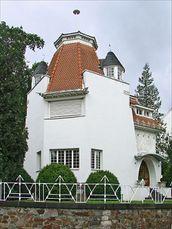 Casa Deiters, Mathildenhöhe, Darmstadt (1900-1901)