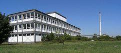Edificio de oficinas de la refinería DEA, Karlsruhe
