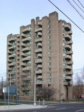 Crawford Manor, New Haven, CT (1962-1966)