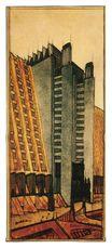 Antonio Sant`Elia (1914) - Citta nuova - casa a gradinata su due piani stradali.jpg