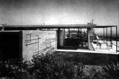 Casa Salzman (Case Study House 1953),  Bel Air, California (1951-1953)