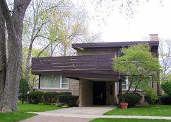 Casa Turzak, Chicago (1938-1939)