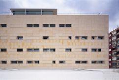 Oficinas de la delegación de Salud, Almería (2002)