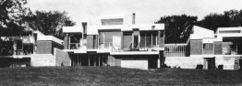 Casa Philip y Eleanor Pillsbury, Wayzata (1964)