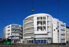 Oficinas Euregio, Basilea, Suiza (1990-1998)