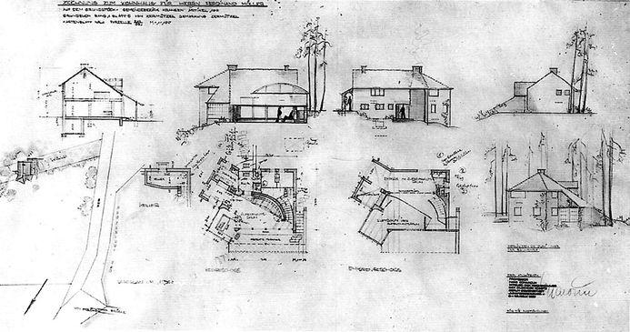 Proyecto ejecutado en 1937