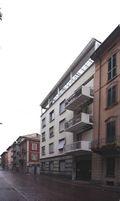 Edificio de viviendas Pedraglio, Como (1935-1937)