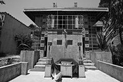 Casa Samuel Freeman, Los Ángeles, EE. UU.(1923)