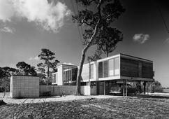 Casa Leavengood, St. Petersburg, Florida (1950-1951), con Ralph Twitchell
