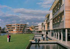 University of Nottingham. Jubilee Campus. 1999