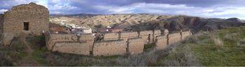 Ruinas del castillo mayor