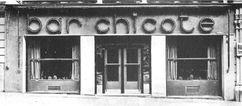 Bar Chicote, Madrid (1931)
