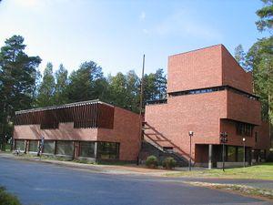 Ayuntamiento de Säynätsalo