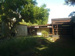 Casa Schindler,  West Hollywood, California (1921-1922)