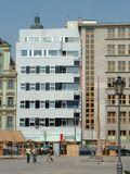 Edificio de la farmacia Mohren, Breslavia, Polonia (1925-1928)