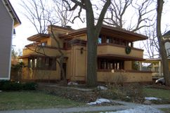 Casa de Mrs. Thomas Gale, Oak Park, EE. UU.(1909)